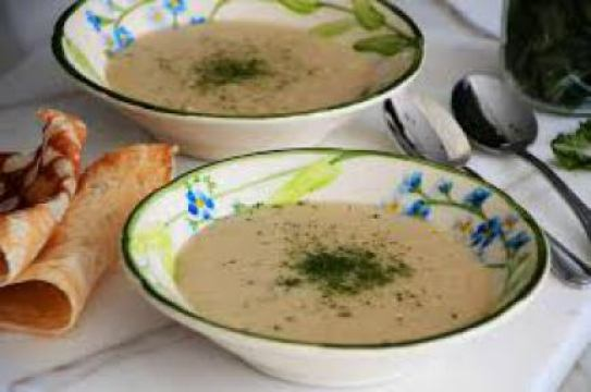 Kishk Soup