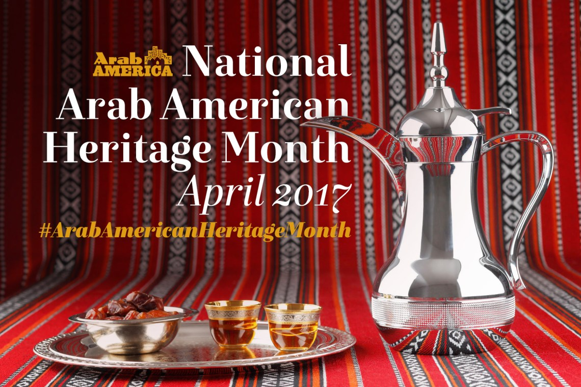 Draft Cover Letter and Proclamation for National Arab American Heritage Month