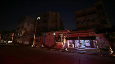 In Gaza, we get four hours of electricity a day — if we're lucky