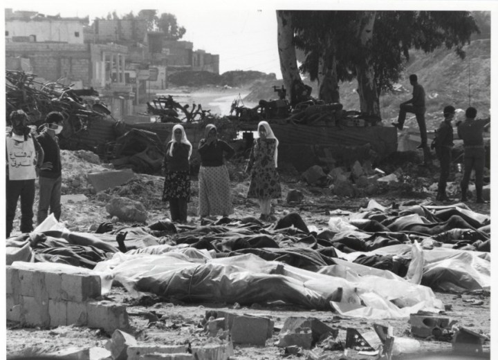 On the 35th Anniversary of Sabra and Shatila: The Forgotten Refugees