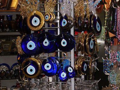 A linguagem dos olhos na cultura árabe