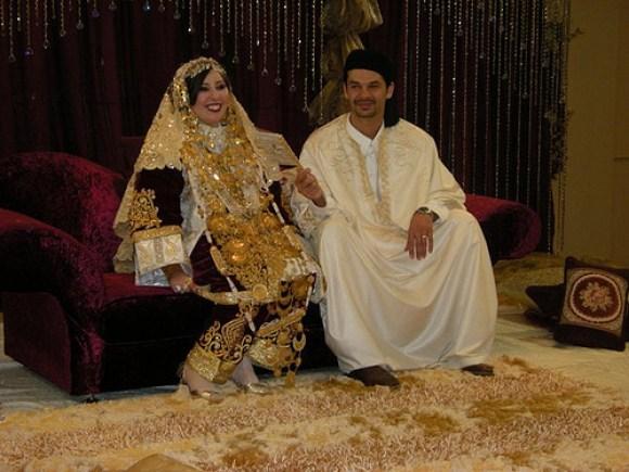 Wedding Traditions in Libya