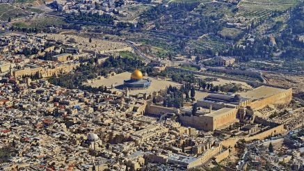 Arab Warnings Mount as U.S. Suggests Move to Declare Jerusalem the Capital of Israel
