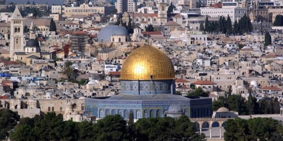 Arabs and Muslims Outraged Over Trump's Jerusalem Plan
