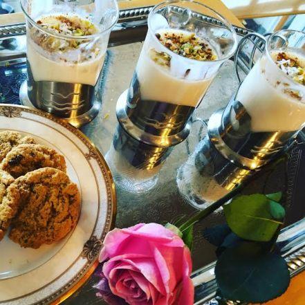 A Dessert Drink to Warm Up Your Winter: Sahlab