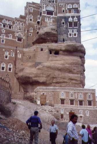 A Journey through Yemen's Land of Fortress-Villages