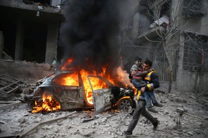 It's Hard to Believe, but Syria's War Is Getting Even Worse