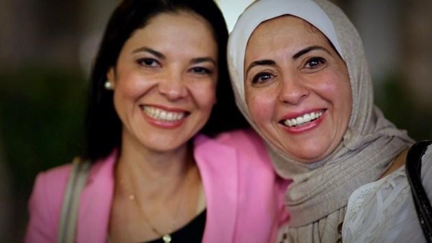 Women Who Make Change: Celebrating International Women's Month and Arab Mothers