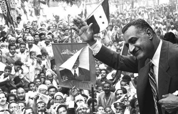Nasser's Republic - Remembering The Ordinary Man Who Led Egypt to Independence