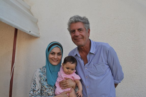 Anthony Bourdain and his Eye-Opening Trip to Gaza