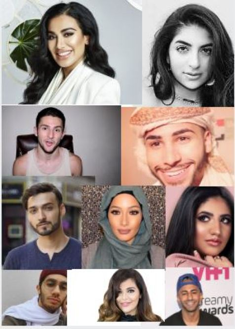 11 Influential Arab American Social Media Influencers