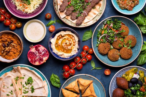 Popular Arab Foods Found In Arab American Kitchens
