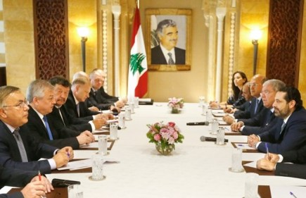 Lebanon Welcomes Russian Proposal on Refugees