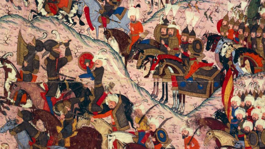 The Empires who Ruled What is Known as the Arab World Today