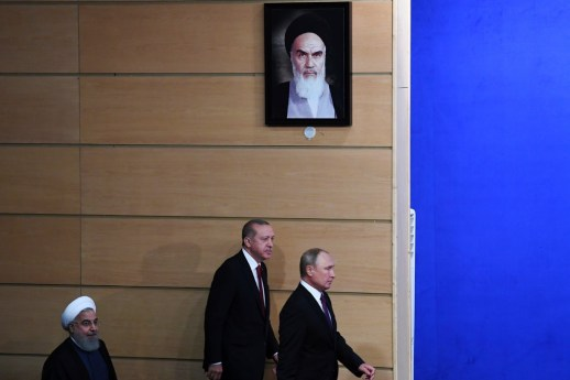 Foreign Powers See 'No Military Solution' in Syria, but Diplomacy Stalls