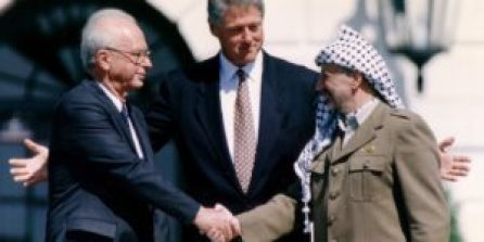 No One will be Celebrating the 25th Anniversary of the Oslo Accords
