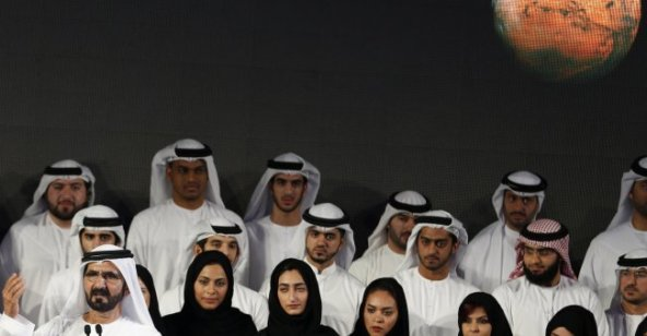United Arab Emirates to Send First Astronauts into Space