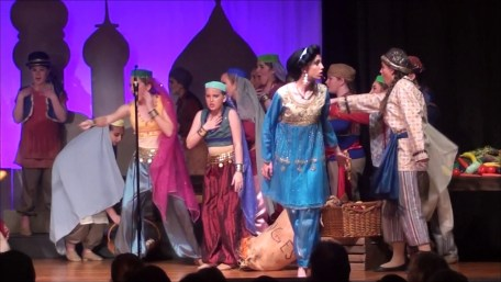 Maryland School Cancels 'Aladdin Jr' Over Arab Stereotypes