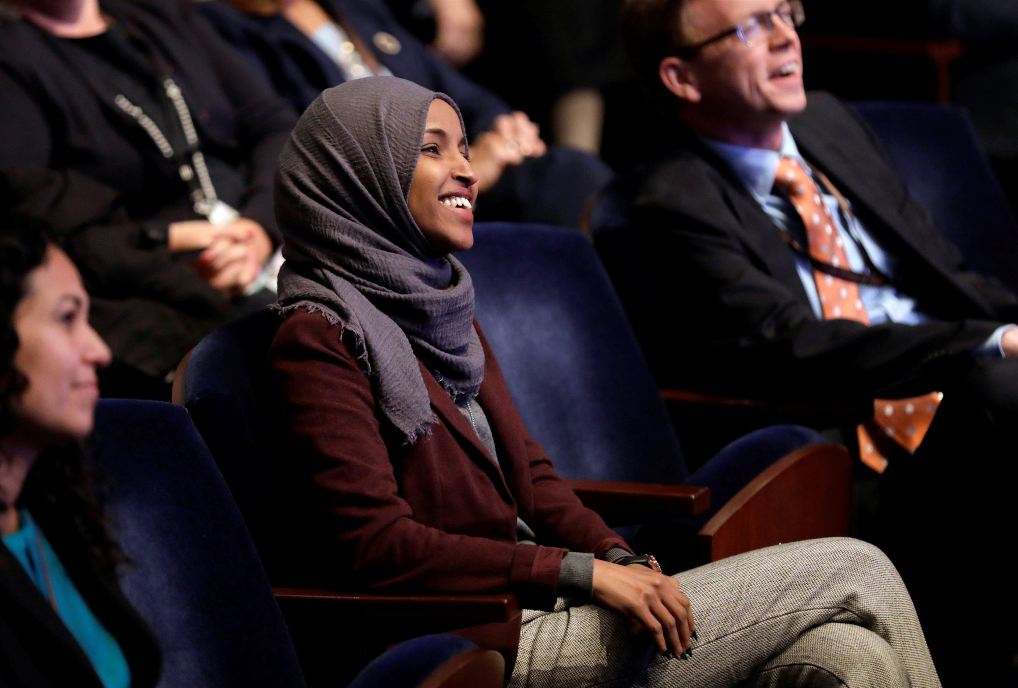democrats seek rule change to formally allow hijabs