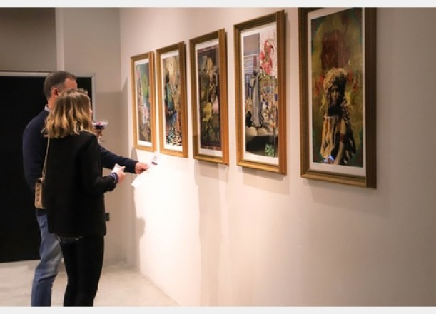 W Amman Hotel Collaborates with Royal Artist