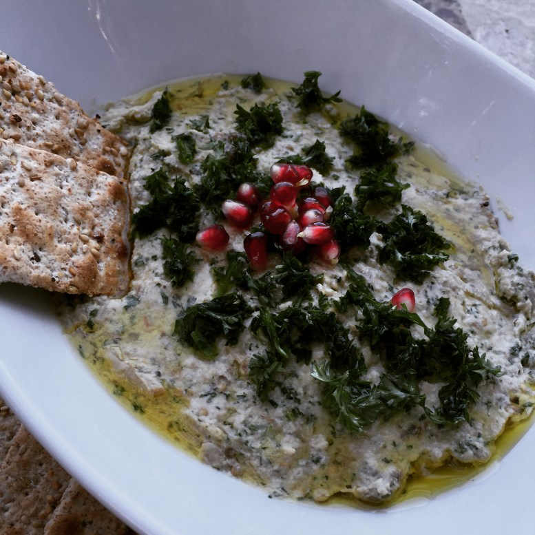 Baba Ghanoush, the Smoky Cousin of Hummus
