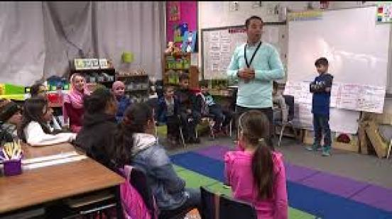 Students in Sacramento Become Students of the World in Arabic Language Class