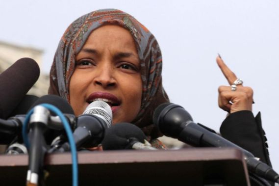 The Ilhan Omar Affair Was a Victory for Social Movements and Palestinian Rights