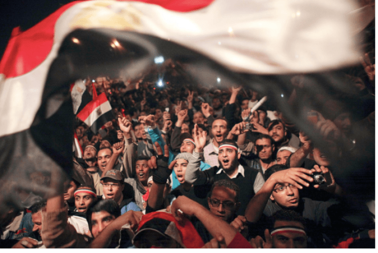 What was the Arab Spring and How did it Spread?