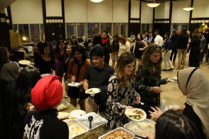 Only the Beginning: Arab Culture Association to Highlight Arab Culture through Food, Dabke