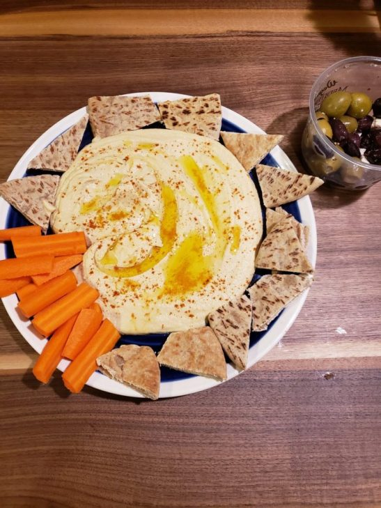 An Authentic Hummus Recipe For Arab American Heritage Month