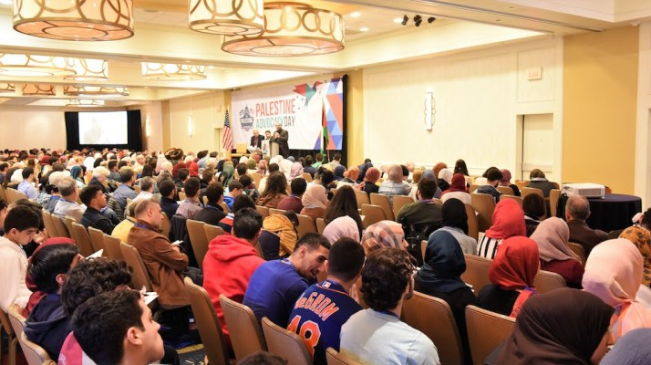500 Strong Turn Out for Palestine Advocacy Day in Washington DC