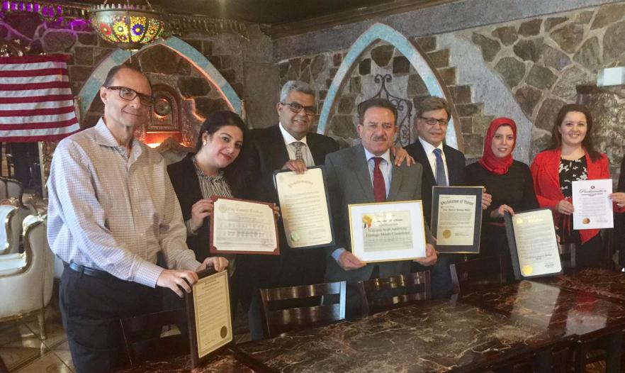 Collaboration Key to Advancing Arab Americans' Priorities