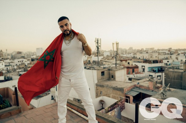 'French Montana' Embraces Moroccan Heritage through Music