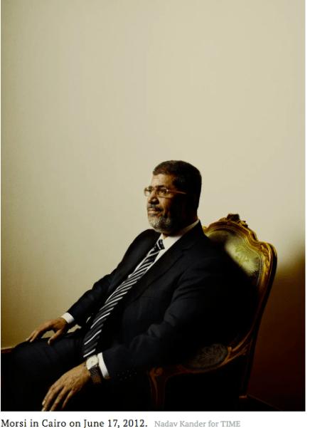 Mohamed Morsi: The Arab World's Lost Promise