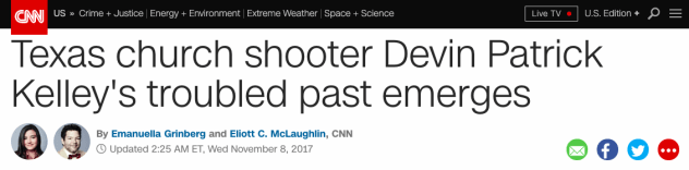 Terrorism vs. Mental Illness: A News Media Paradox