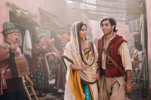 From 'Aladdin' to Galaxy's Edge, How Hollywood Interprets Arab Culture