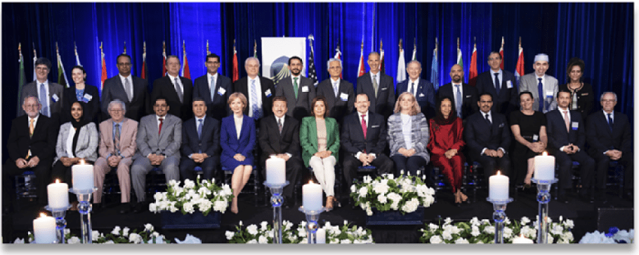 U.S. Arab Chamber Hosts Eighth Annual Iftar Dinner in Washington DC