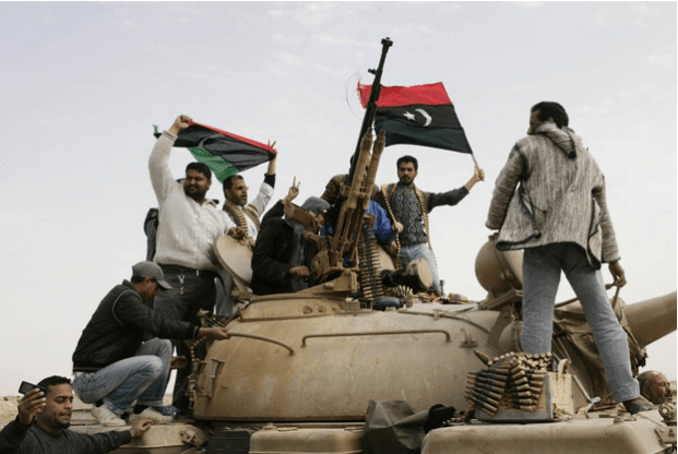 Libya: A Country Fraught with Civil War and in Need of Washington's Help