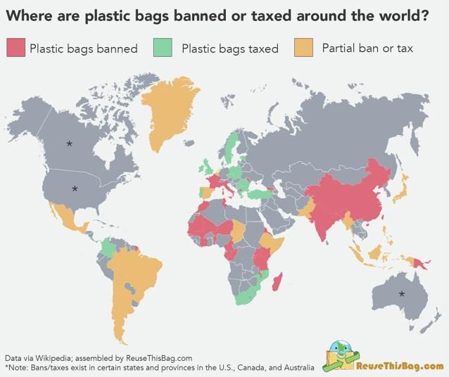 """Morocco's Plastic Bag """"Ban-Wagon"""""""