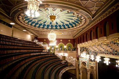 """Inside New York City Center, From """"Mecca Temple"""" to Performing Arts Center"""