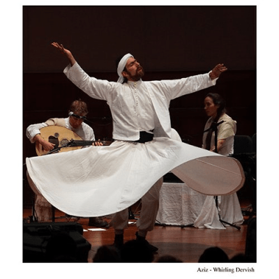 The Mystical Music & Dance of the Middle East in Thousand Oaks