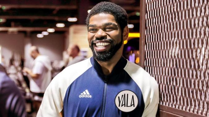 'Yala' Says Adidas with Its New Arabic Badge