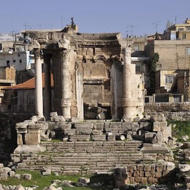 Exploring the City of Baalbek