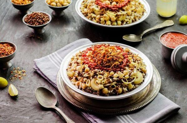 You're Going to Fall in Love with Kushari, the National Dish of Egypt