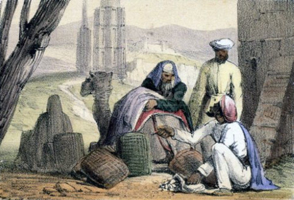 Items Traded by the Ancient Arabs