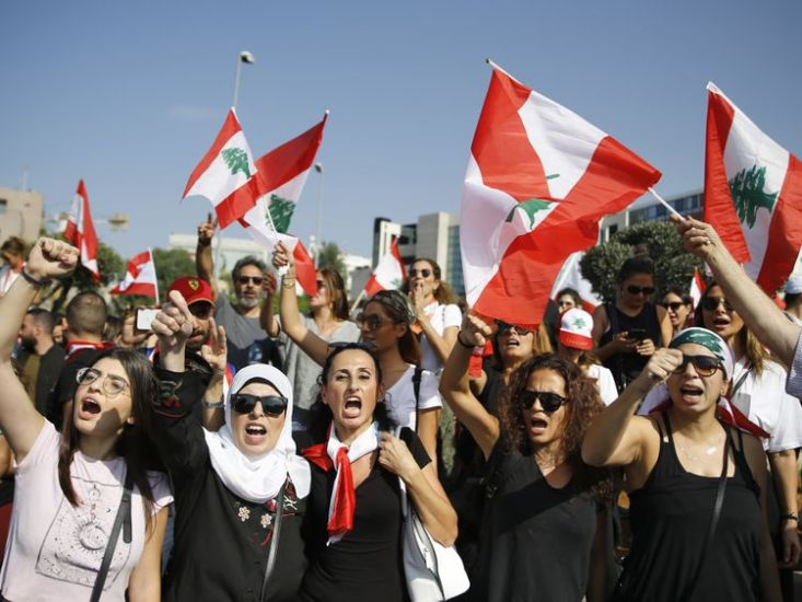 Arab Women Rising up for Political Change