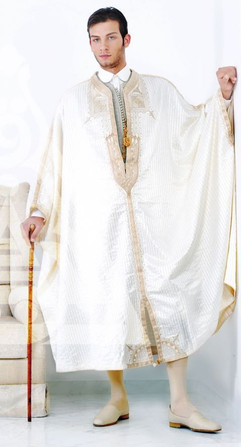 The Beauty of Arab Traditional Attire of North Africa