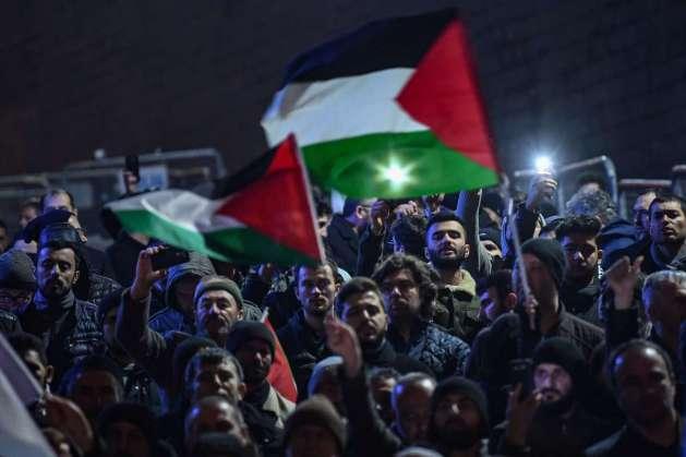 "Trump's Israel-Palestine ""Peace"" Plan Violates International Law"