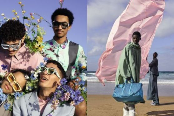 Louis Vuitton's Spring Campaign Shot in Tangier and Chefchaouen