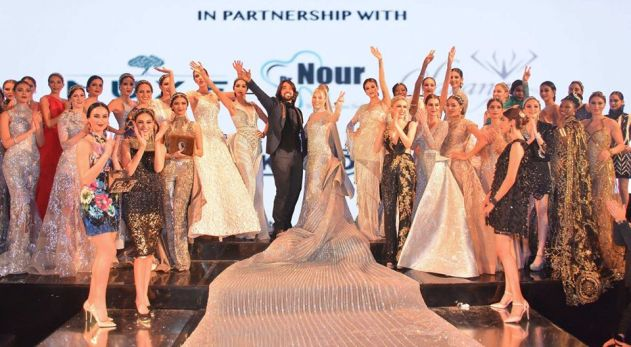 Hany El Behairy first Egyptian to Join Louvre Fashion Show in Paris